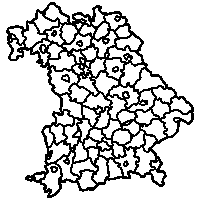 Landkreise: Bayern