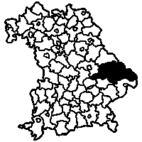 Landkreise: Straubing Stadt,Deggendorf,Freyung-Grafenau,Regen,Straubing-Bogen