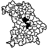 Landkreise: Kelheim,Neumarkt i.d.Opf.,Regensburg,Schwabach Stadt