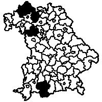 Landkreise: Garmisch-Partenkirchen,Weilheim-Schongau,Neustadt a.d. Aisch-Bad Windsheim,Bad Kissingen,Rhön-Grabfeld,Haßberge