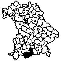 Landkreise: Bad Tölz,Garmisch-Partenkirchen