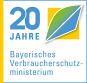 Logo des bayerischen Staatsministeriums für Umwelt und Verbraucherschutz