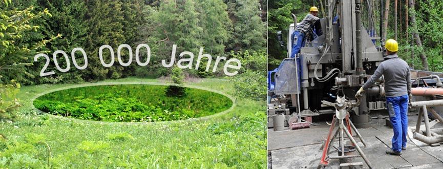 Die Oberpfalz ist um eine geologische Attraktion reicher. Der jüngste Vulkanausbruch Bayerns hat sich sich vor rund 200.000 Jahren im Landkreis Tirschenreuth ereignet.