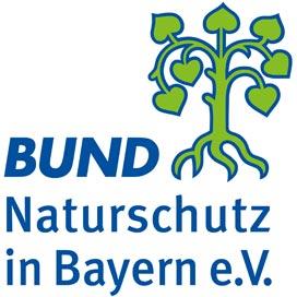 Logo Bund Naturschutz in Bayern e.V.