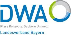 Logo Deutsche Vereinigung für Wasserwirtschaft, Abwasser und Abfall e.V., Landesverband Bayern (DWA)