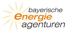 Logo Bayerische Energieagenturen e.V.