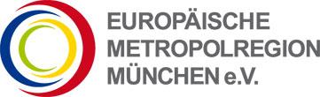 Logo Europäische Metropolregion München e.V.