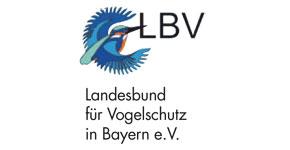 Logo Landesbund für Vogelschutz in Bayern e.V.