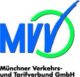 Logo Münchner Verkehrs- und Tarifverbund (MVV