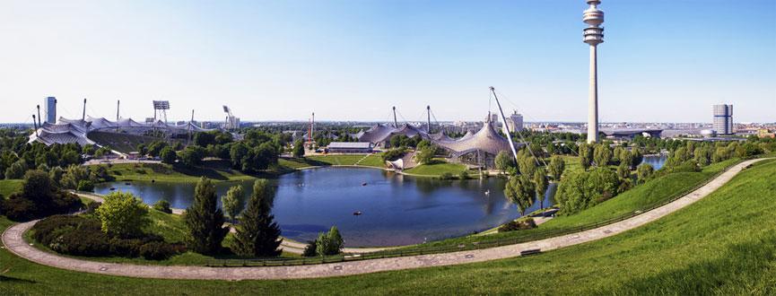 """Ein von der Stadt München mit Unterstützung des StMUV erstelltes Gutachten liefert Auswahlkriterien für """"ruhige Gebiete"""" und zeigt konkrete Maßnahmen zum dauerhaften Schutz der Ruhe auf."""